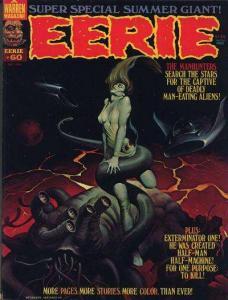 Eerie (1965 series) #60, Fine+ (Stock photo)