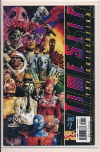 Time Skip, The Collecton #1 ~ Marvel Comics NM bag/boarded (HX108)