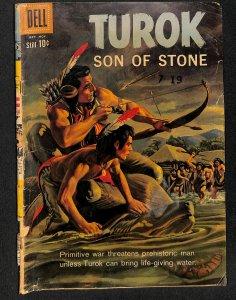 Turok, Son of Stone #21 (1960)