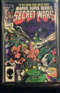 Marvel Super Heroes Secret Wars #6 (1984)