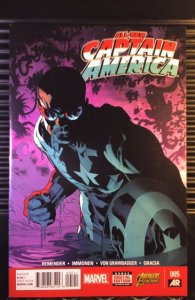 All-New Captain America #5 (2015)