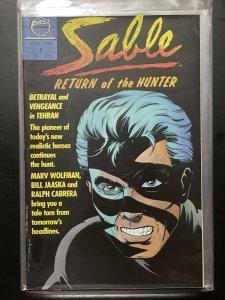 Sable #2 (1988)
