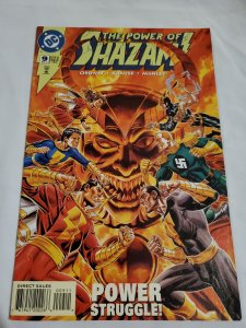 Power of Shazam 9 Near Mint Cover by Jerry Ordway