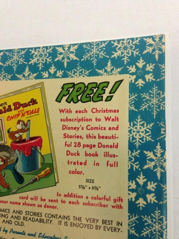 Walt Disney's Comics and Stories 176 VG-   Carl Barks   (May, 1955)
