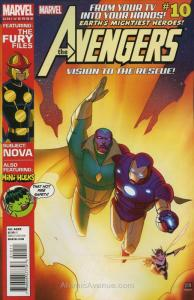 Marvel Universe Avengers Earth's Mightiest Heroes #10 FN; Marvel | save on shipp