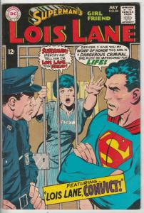 Superman's Girlfriend Lois Lane #84 (Jul-68) VF+ High-Grade Superman, Lois Lane