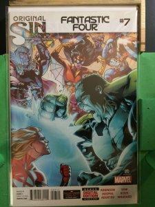 Fantastic Four #7 (2014 series)