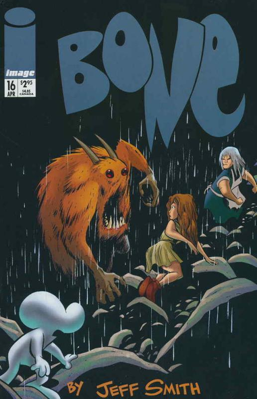 Bone (2nd Series) #16 FN; Image | save on shipping - details inside
