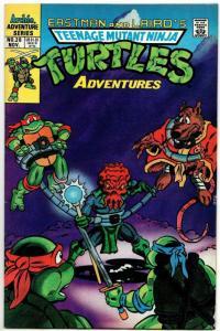 TMNT Teenage Mutant Ninja Turtles Adventures #26 (Archie, 1991) FN/VF