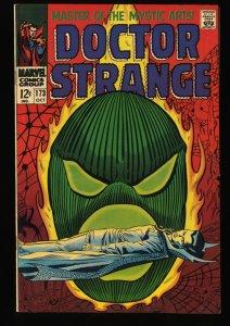 Doctor Strange #173 NM- 9.2 Dr. Marvel Doctor