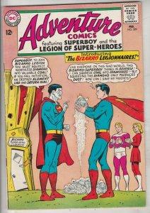 Adventure Comics #329 (Feb-65) VF/NM High-Grade Legion of Super-Heroes, Superboy