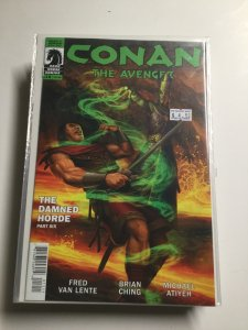 Conan the Avenger #12 (2015)