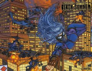 Black Summer #3A VF/NM; Avatar   save on shipping - details inside