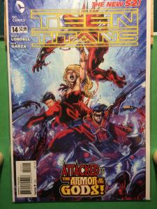 Teen Titans #14 The New 52