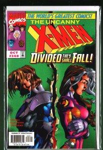 The Uncanny X-Men #348 (1997)