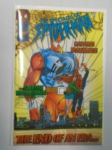 The Spectacular Spider-Man #229 Giant-Size Acetate Cover 8.0 VF (1995)