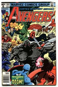 AVENGERS #188 1st ELEMENTS OF DOOM Marvel