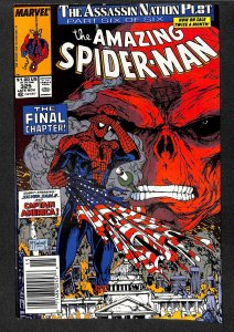 The Amazing Spider-Man #325 (1989)