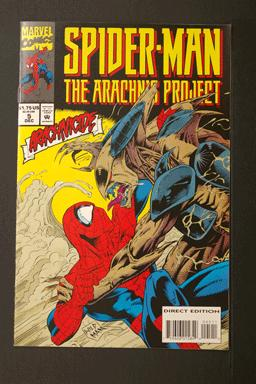 Spider-Man: The Arachnis Project #5 December 1994