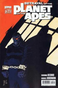 Betrayal Of The Planet Of The Apes #3B VF/NM; Boom! | save on shipping - details