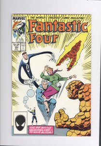 Fantastic Four # 304  NM-  High Grade (1987)
