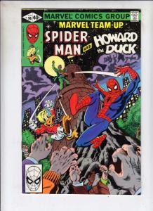 Marvel Team-Up #96 (Aug-80) NM Super-High-Grade Spider-Man