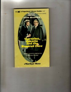 2 Pocket Books Barnabas,Quentin and the Haunted Cave The Quality of Courage JL22