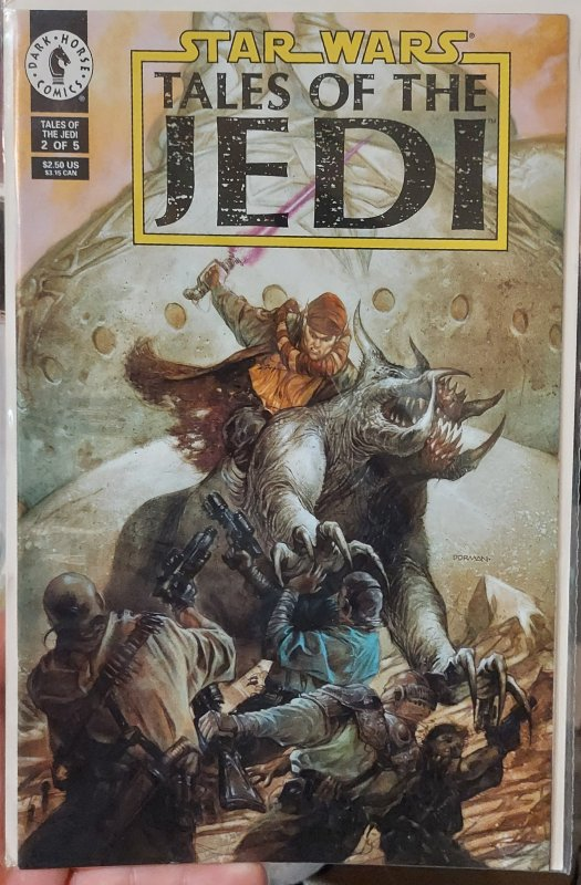 Star Wars: Tales of the Jedi #2 NM 1st Appearance of Freedon Nadd