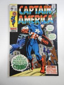 Captain America #124 (1970)
