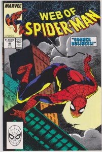 Web of Spider-Man #49