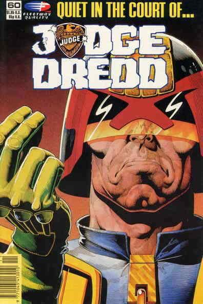Judge Dredd (Vol. 2) #60 VF/NM; Fleetway Quality | save on shipping - details in