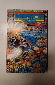 MyS-Tech Wars (UK) #1 (1993) NM Marvel Comic Book J720