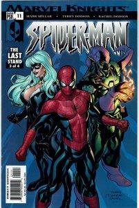 Spider-Man Marvel Knights #11 Mark Millar Avengers Fantastic Four NM