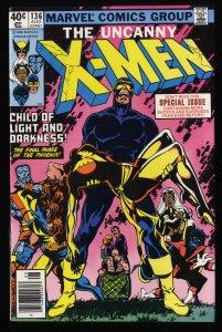 X-Men #136 VF 8.0 Marvel Comics
