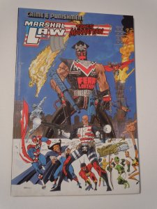 Crime and Punishment: Marshal Law Takes Manhattan #1 (1989)