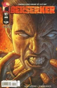 Berserker #5A VF/NM; Top Cow | save on shipping - details inside