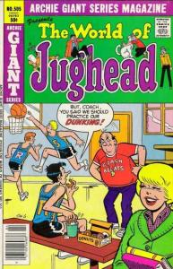 Archie Giant Series Magazine #505, VF+ (Stock photo)