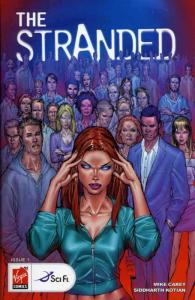 Stranded, The #1 VF/NM; Virgin   save on shipping - details inside