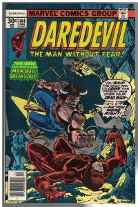 DAREDEVIL 144 FN April 1977