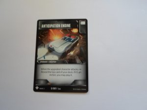 2019 WIZARDS OF THE COAST HASBRO GAME CARD TRANSFORMERS SEIGE  # U001/ O64