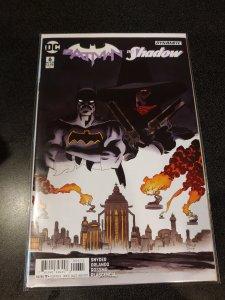 BATMAN THE SHADOW #6 NM