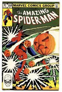 AMAZING SPIDER-MAN #244 comic book 1983-MARVEL Hobgoblin
