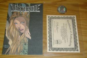 Dreams of Darkchylde Preview #1 VF/NM dynamic forces exclusive w/COA (1416/4000)