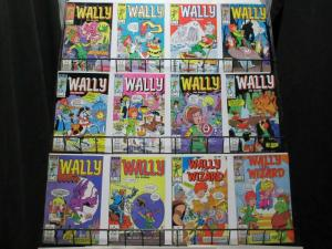WALLY THE WIZARD (1985 M/STAR) 1-8