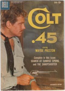 Four Color #1058 (Jan-60) VG+ Affordable-Grade Chris Colt