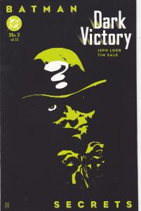 Batman: Dark Victory #2