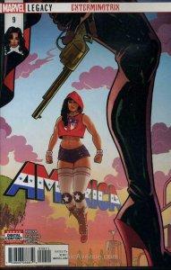 America (Marvel) #9 VF; Marvel   save on shipping - details inside