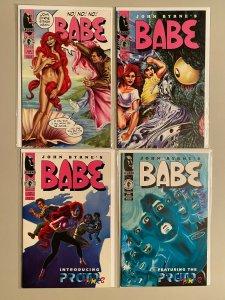Babe set #1-4 8.0 VF (1994)