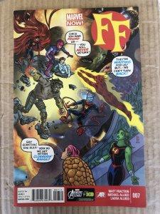 FF #7 (2013)
