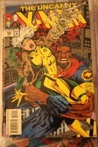 The Uncanny X-Men 305 FN/VF
